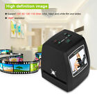 135/126/110/8mm 14MP/22MP Film Converter Slide Negative Photo Scanner CMOS TF