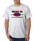 Made In 1954 And Still Awesome Born Birthday Gildan Short Sleeve T-shirt