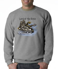 Gildan Long Sleeve T-shirt Sports Hockey Skates Lord Of The Rinks Rink