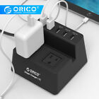 ORICO 5V 8A Office House Home 2 AC Outlets with 1.5m Power Strip 5 USB Charger