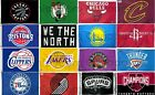 "Licensed NBA Basketball LARGE FLAG BANNER 3'X5' -Indoor/Outdoor- 36""X60"" on eBay"