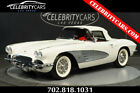 1961 Chevrolet Corvette Fuel Injected 1961 Chevrolet Corvette Fuelie, NCRS, Power top and windows, Frame off, 2 owner