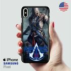 Assassin's Creed 3D Action Video Game iPhone X Samsung S10 Pixel Case
