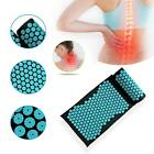 Acupuncture Massage Cushion Mat Pillow Yoga Mat Body Muscle Tension Spike Pad
