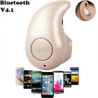 US Universal Wireless 4.0 Headset Stereo Headphone Earphone For Cell Phone NEW