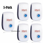124 2019 Ultrasonic Pest Repeller Control Electronic Repellent Mice Rat Reject