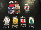 NEW Star wars Return of the Jedi Darth C3Po R2-D2 stormtrooper x-wing Coozie $7.49 USD on eBay
