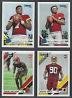 2019 Donruss Football Rookie & Rated Rookies #251-350 COMPLETE YOUR SET You Pick on eBay