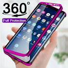360° Full Cover For Xiaomi Mi 9T Pro 9 8 6 A1 A2 Lite F1 Case + Tempered Glass $0.99 USD on eBay