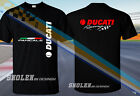 T SHIRT TEAM DUCATI WSB MOTO GP MOTORCYCLE SPORT RACING ALL SIZE