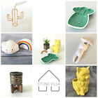 Cute Ornaments Accessories Planter Plant Stand Cactus Rainbow Kawaii Sloth Cloud