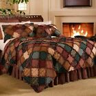 CAMPFIRE Rag Edge Quilts & Accessories - Farmhouse Lodge Country - DONNA SHARP image
