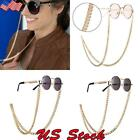 Fashion Glasses Chain Hanging Retro Necklace Eyeglass Lanyard Sunglasses Chain image