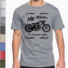 1939 Triumph Tiger Classic Vintage Motorcycles T-Shirt Multiple Colors $17.95 USD on eBay