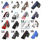 Putter Cover Headcover Magnetic fits Scotty Cameron Blade Patriotic Golf Covers