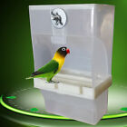 EE_ EG_ Bird Poultry Feeder Automatic Food Container Parrot Pigeon Splash Proof