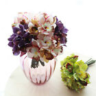Orchid Silk Artificial Flowers 7heads/bouquet Pink Red Wedding Home Party Decor