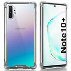 For Samsung Galaxy Note10 Plus Case Goospery [Wonder-Protection]Clear Shockproof