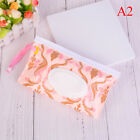 Clutch And Clean Wipe Carrying Case Eco-Friendly Wet Wipes Bag Cosmetic Pouch CH