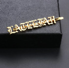 Kyпить Personalized Custom Name Hairclip Women Gift for Her Hair Accessories Hair Clip на еВаy.соm