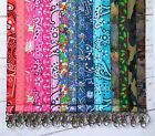 Handmade Fabric Lanyard Neck Strap ID Badge Holder Keychain Assorted Prints New