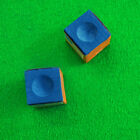Billiard Table Chalk Pool Snooker Cue Tip The Blue I0V2 Hot Sale Freeshipp Q1G3 $2.13 CAD on eBay