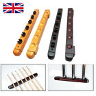 Wooden Snooker/ Pool Cue Rack Wall Mounted Hanging 6 Cue Sticks Holder Stand NEW £8.28 GBP on eBay