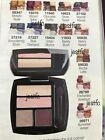 Avon True PERFECT WEAR Eyeshadow Quad NUDE NEARLY NAKED MOCHA LATTE BARELY BLUSH