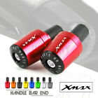 Handle Bar Grips End Weights Caps Plugs for YAMAHA Xmax X-max 125 200 300 400