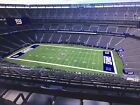 New York Giants Green Bay Packers 12/1 Tickets Aisle MetLife Stadium $352.0 USD on eBay