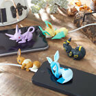 Pokemon Sleep on the Cable Vol. 4 Mini Figure Cable Protector Collection