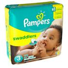 Kyпить Baby Diaper Pampers® Swaddlers™ Tab Closure Size 3 Disposable Heavy Absorbency на еВаy.соm