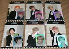 NCT DREAM WE BOOM SMTOWN OFFICIAL GOODS HOLOGRAM PHOTO CARD SET SEALED