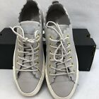 Converse Leather Sneakers CTAS Ox Mouse/Gold/Egret Low Top Women's Sizes 7&8 New