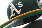 New Era Oakland Athletics MLB World Series 1989 Fitted Hat GN on Ebay