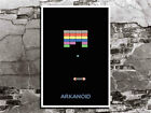 Arkanoid Classic Video Game Inspired - Movie Art Poster Print