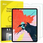 JETech 2-Pack Screen Protector for iPad Pro 12.9-Inch (2018 Release Edge to Edge