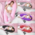 9ft / 12ft Comfort U Pillow & Case - Full Total Body Pregnancy Maternity Support