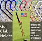 Golf Club Stand / Holder U.S. Patent# D826356S