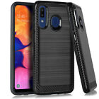 Samsung Galaxy A20 / A50 Brushed Case Protective Cover