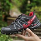 Mens Athletic Sneakers Running Sports Outdoors Sports Hiking Trail Shoes