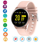 XGODY Waterproof Fitness Smart Watch Women Girl Heart Rate For Android iPhone LG