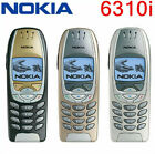 New Condition Nokia 6310i Unlocked Classic Mobile Phone +12 Months Warranty