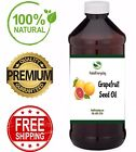 Grapefruit Seed Oil - Cold Pressed 100 Pure  Natural Carrier Extract Liquid