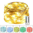 Внешний вид - 200 LED Christmas String Fairy Copper Wire Lights Wedding Party Decor In/Outdoor