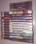 """""""PlayStation"""" ... Ps1 & Ps2 Games ( Select from 15 Titles)...  Free Shipping!"""