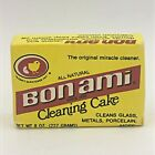 Vintage Bon Ami Cleaning Cake Bar Sealed Household Cleaner 8 oz Faultless USA SH