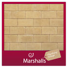 BLOCK PAVING MARSHALLS KEYBLOK 80MM MINIMUM ORDER 5 PKS