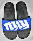 New York Giants NFL Men's Shower Slide Flip Flop Sandals Adult Sizes $19.99 USD on eBay