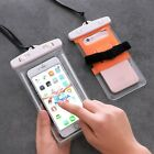 Waterproof Bag With Luminous Underwater Pouch Phone Case phone bag Swimming Bags